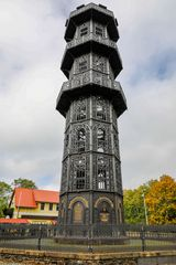Der gußeiserne Turm