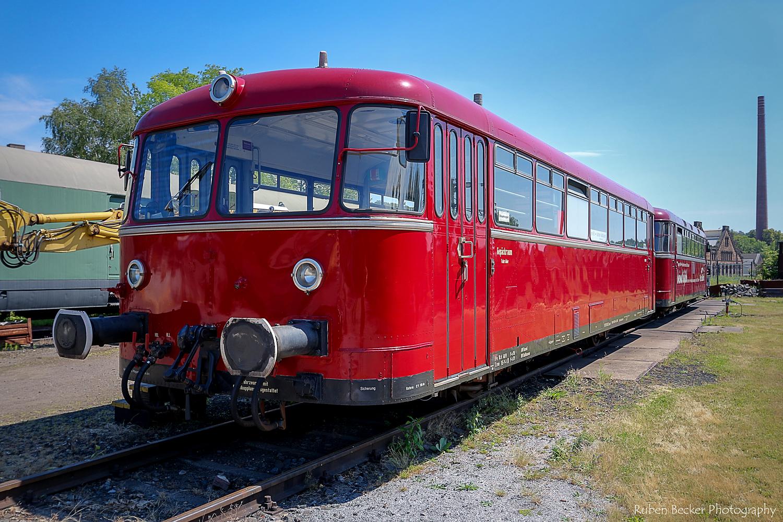 Der gute alte Schienenbus