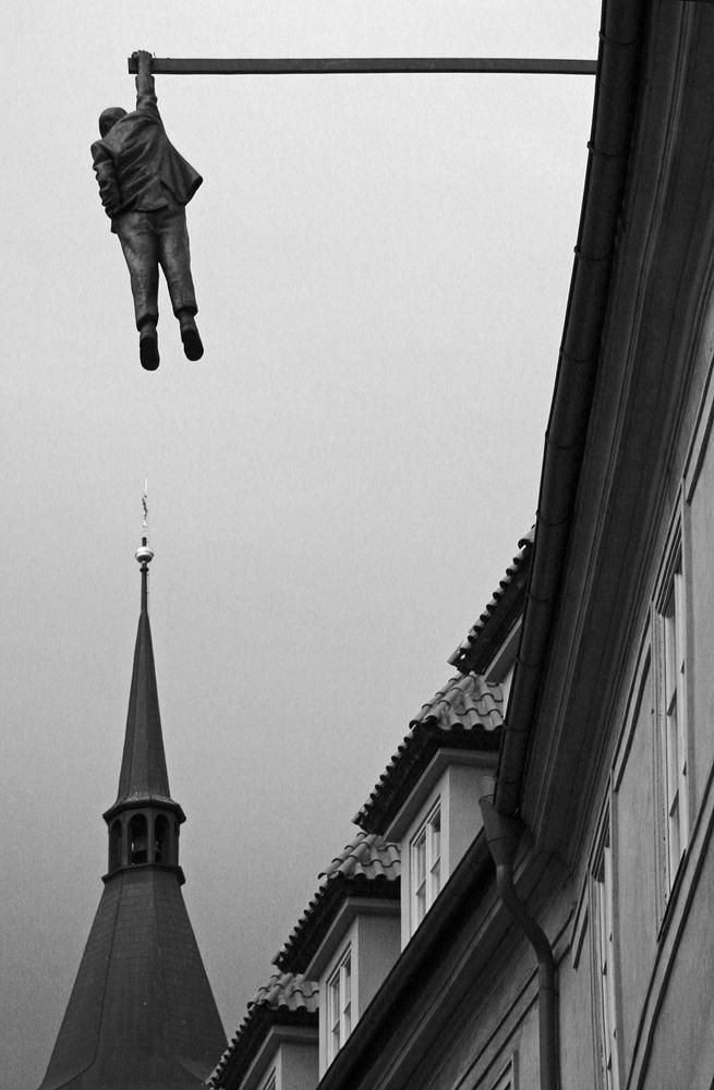 Der hängende Mann