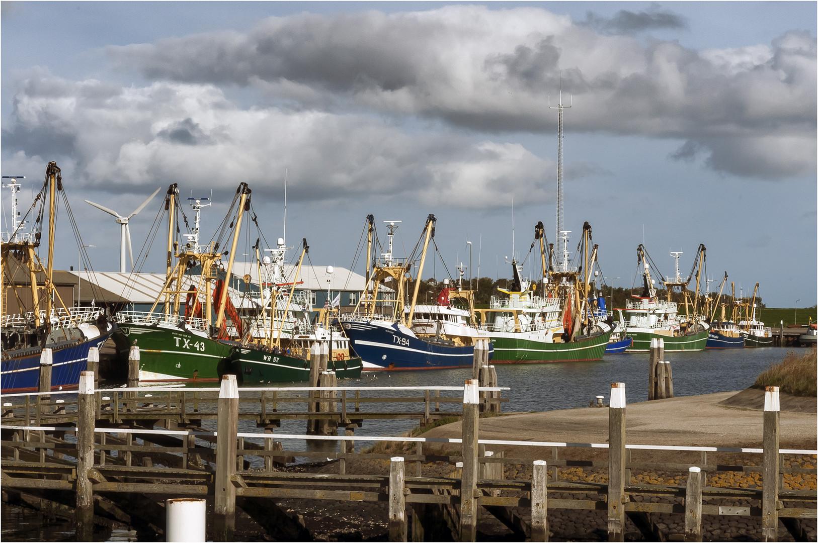 Der Hafen ...