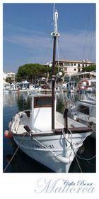 Der Hafen von Cala Bona