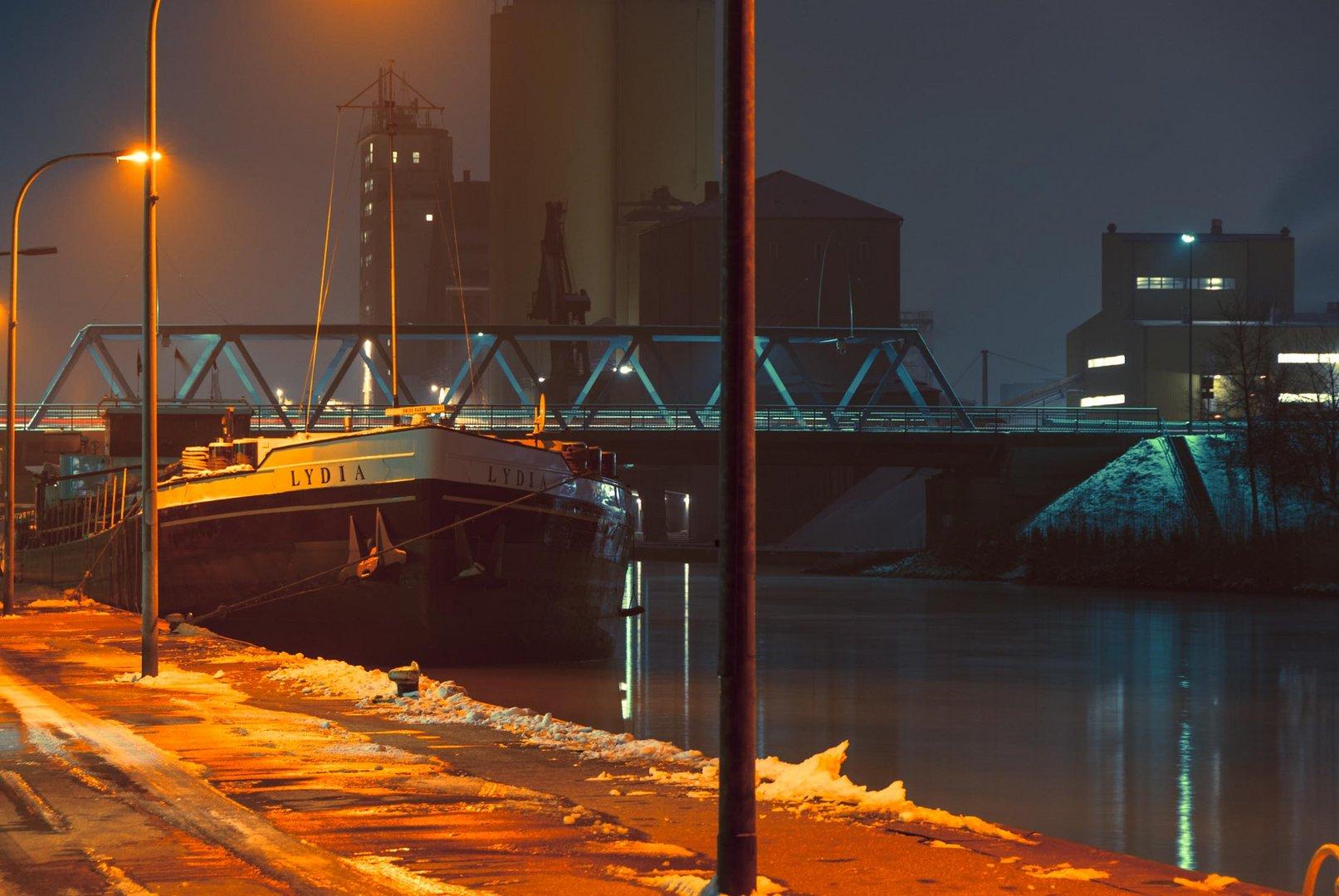 Der Hafen von Hamm