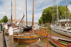 ... der Hafen von Hoorn (Holland)
