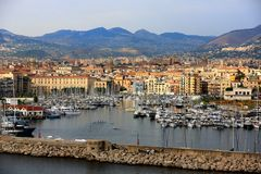 Der Hafen von Palermo