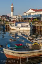 Der Hafen von Poel