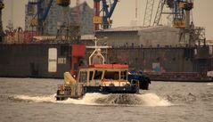 Der Hafenkapitän
