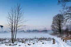 Der Hauch des Winters