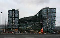 Der Hauptbahnhof in Weihnachtsstimmung
