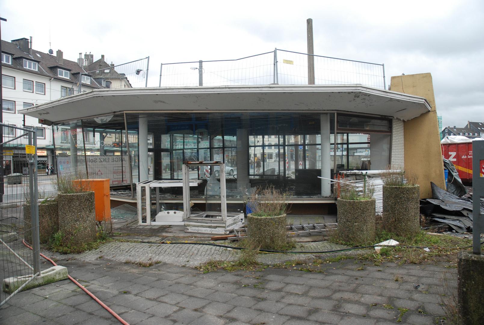 Der Hedderich Pavillon Solingen