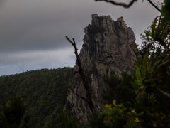 Der heilige Fels der Guanchen