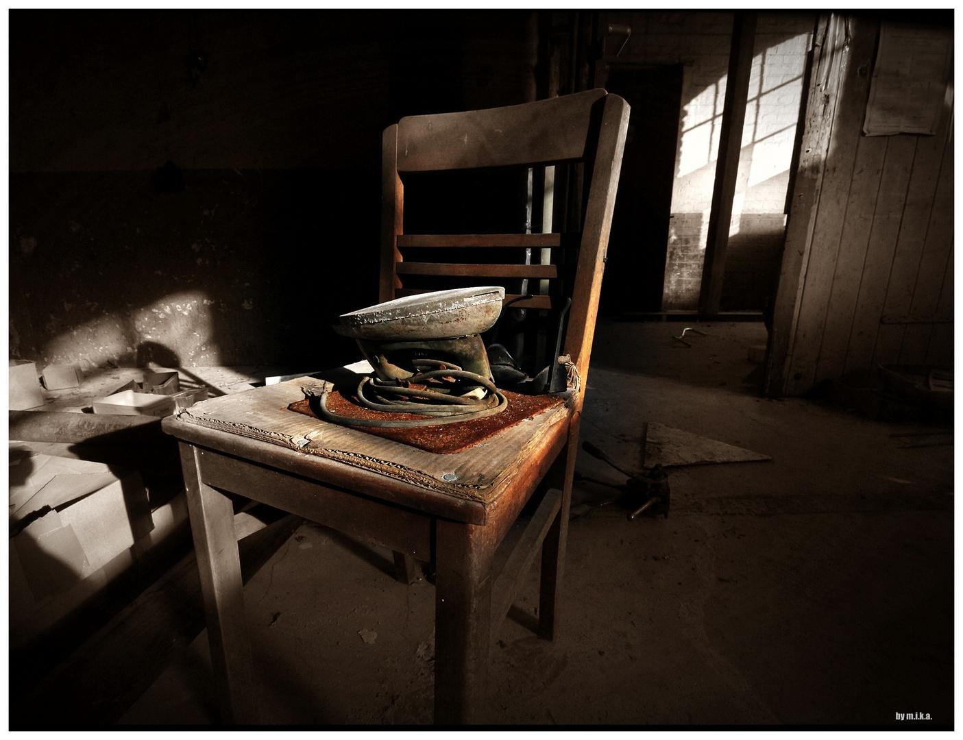 Der Heiße Stuhl Foto Bild Architektur Lost Places Marodes