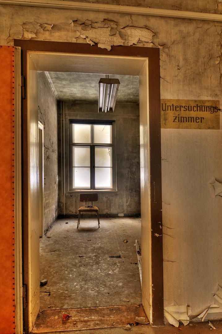 Der Heiße Stuhl Hdr Foto Bild Architektur Lost Places