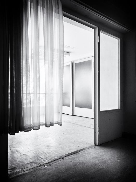 Der helle Raum
