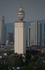 Der Henninger Turm...