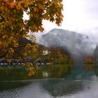 Der Herbst am Königssee