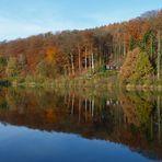 Der Herbst im Spiegel
