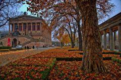 Der Herbst in Berlin