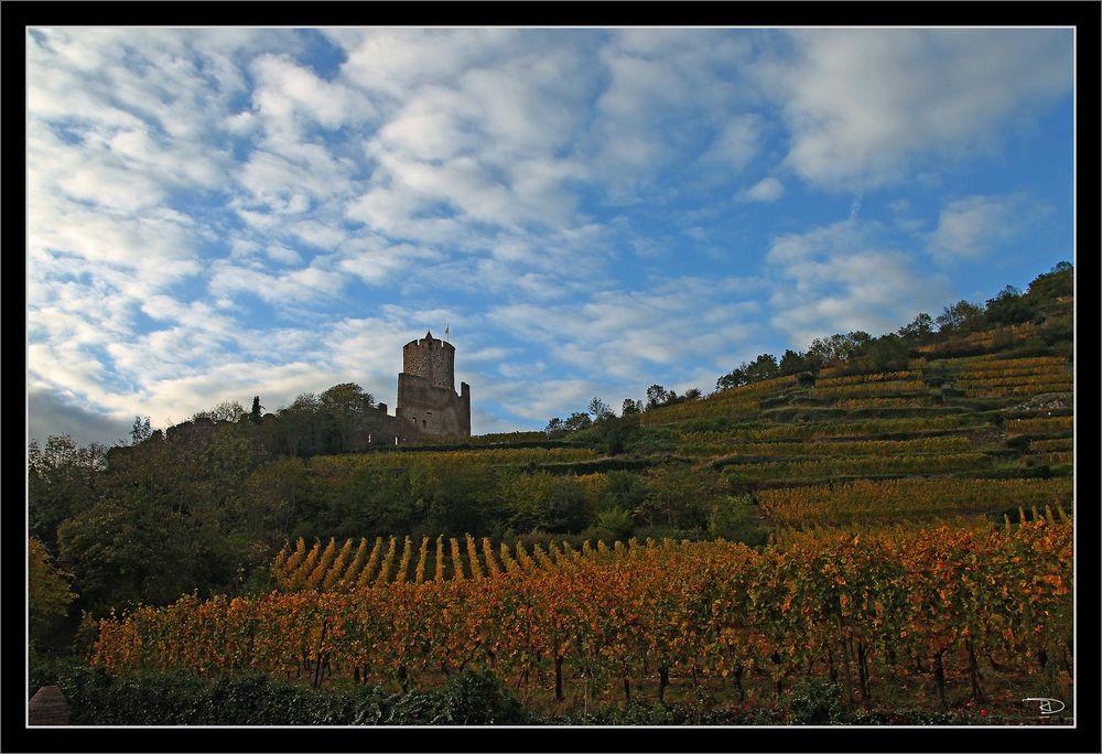 Der Herbst in Kaysersberg FR