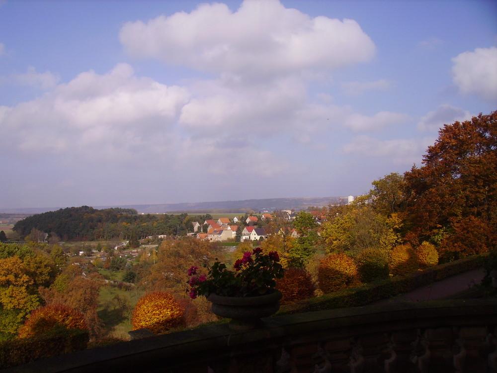 der Herbst ist nun da