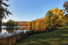 Der Herbst steht ...