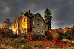 Der Herbst versucht...