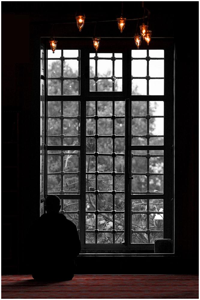 Der Herr der Stille...