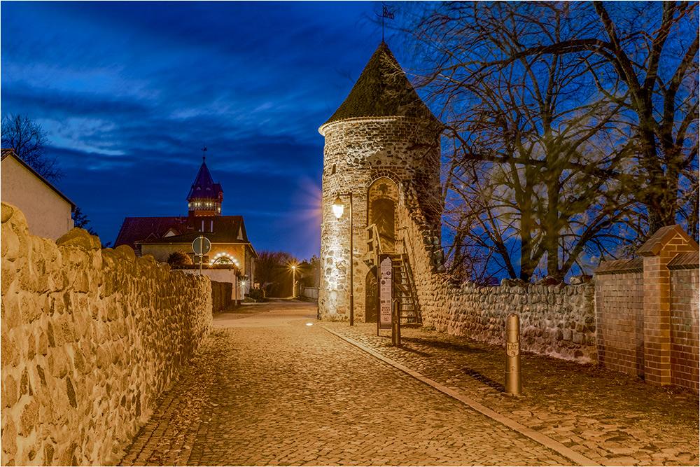 Der Hexenturm in Burg