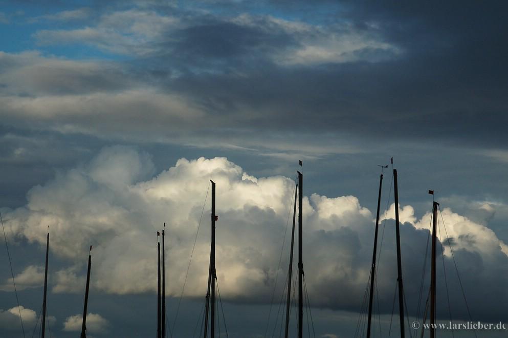 Der Himmel ...