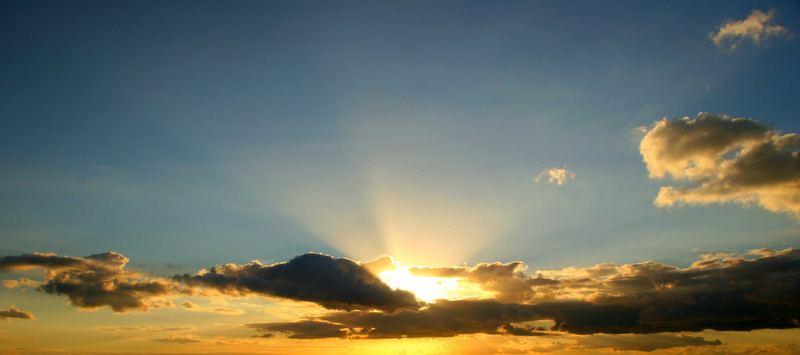 """""""Der Himmel geht auf"""""""