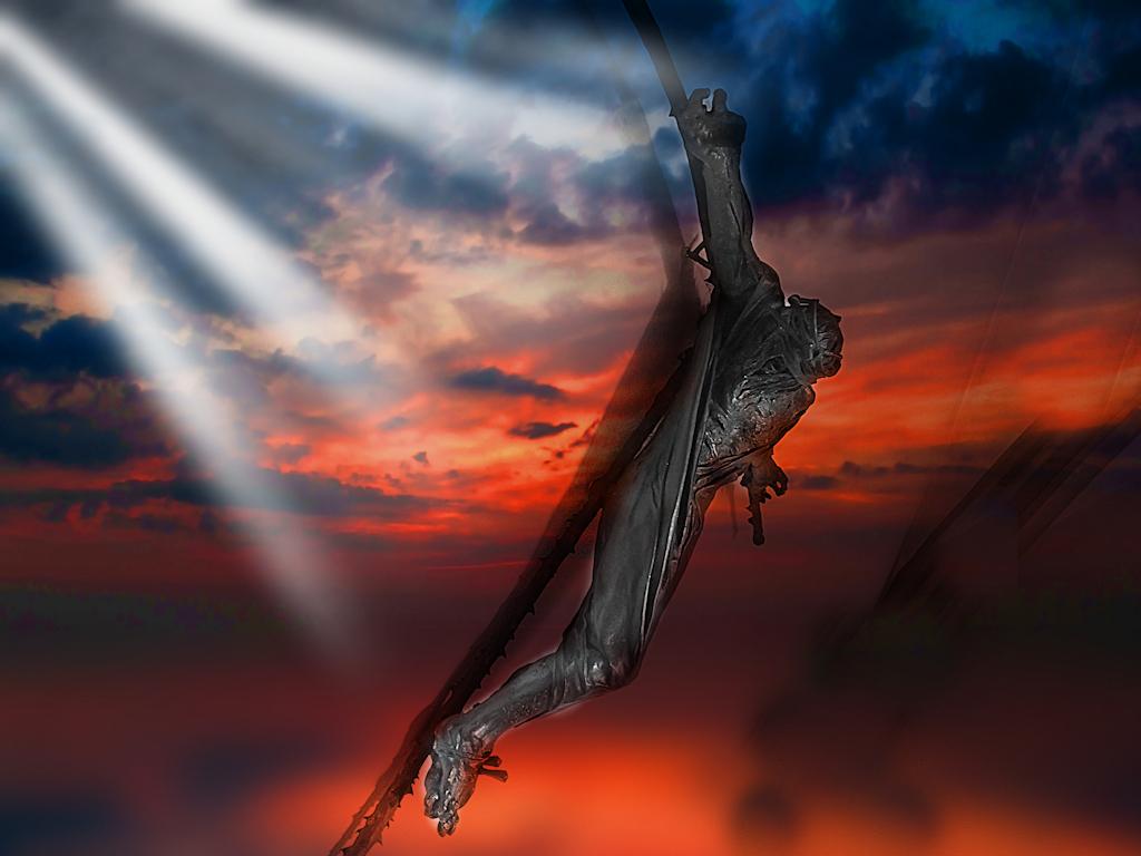 Der Himmel glüht