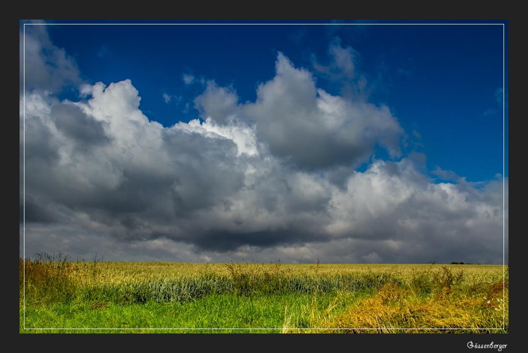 Der Himmel im Juli 10