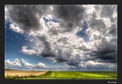 Der Himmel im Juli 3