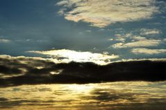 Der Himmel malt seine eigenen Farben