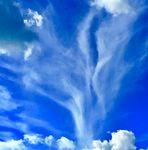 Der Himmel setzt Akzente