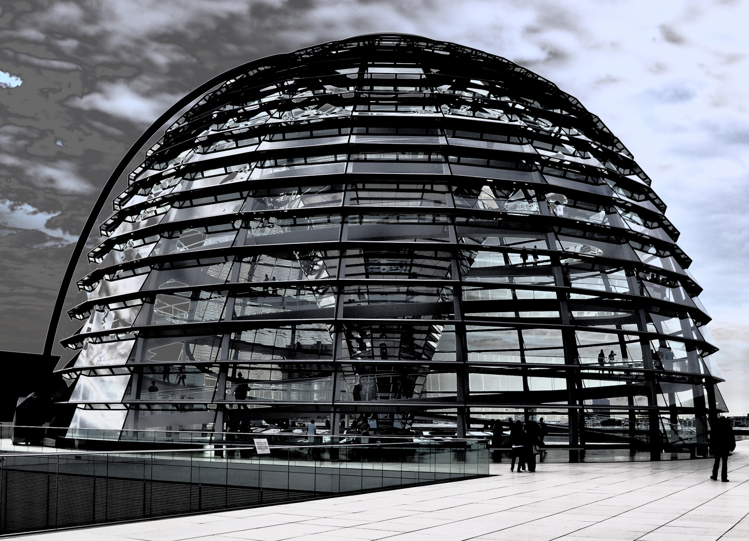 Der Himmel über Berlin ...