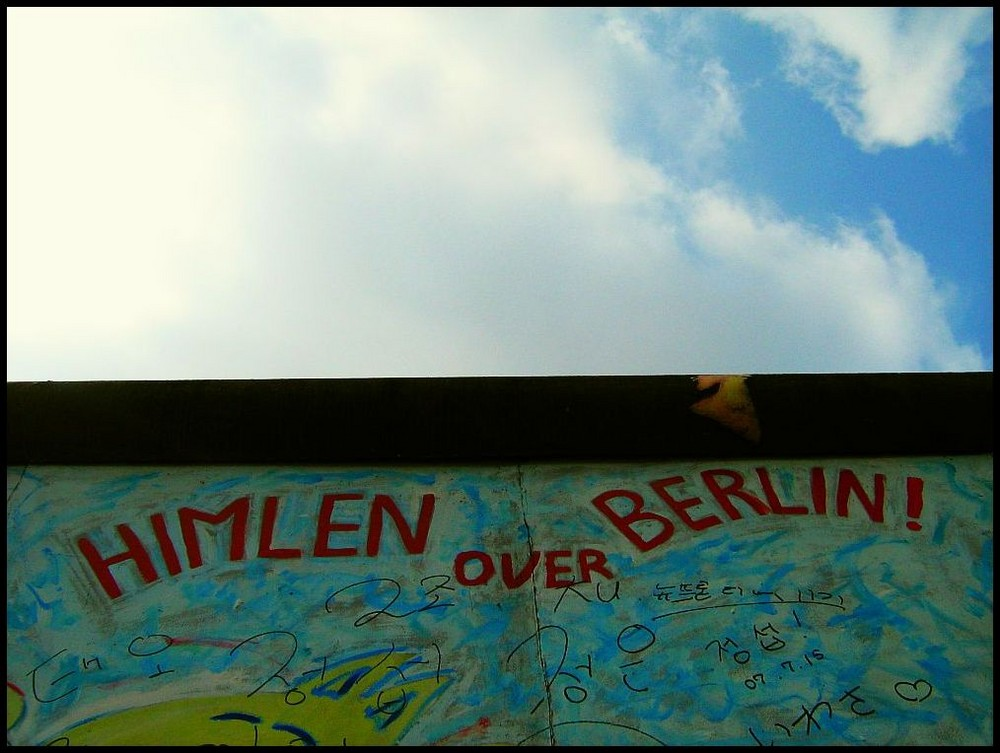 Der Himmel über Berlin?