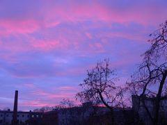 Der Himmel über Berlin sah im Dezember schöner aus als jetzt