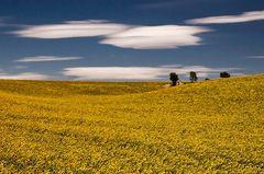Der Himmel über der Provence