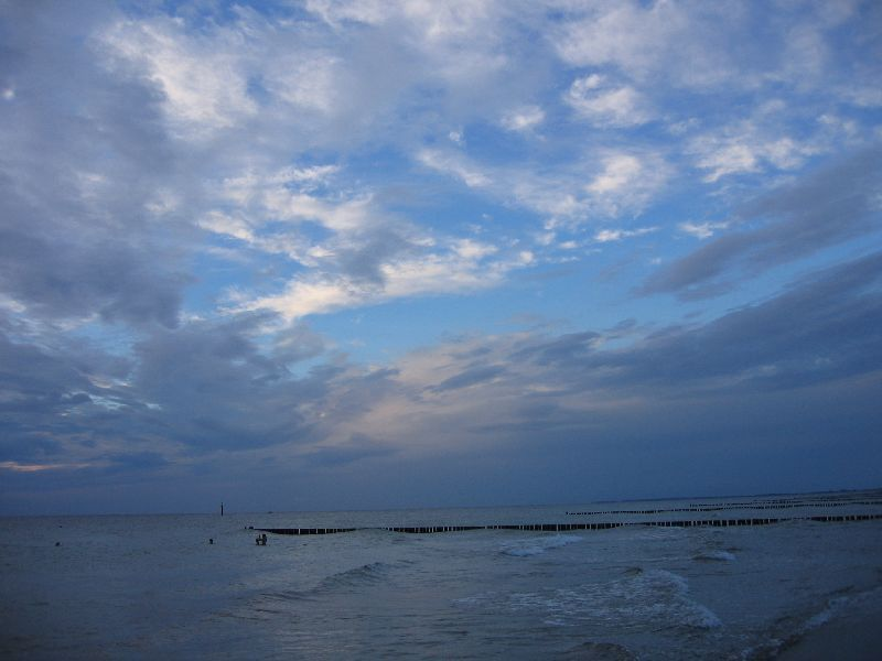 Der Himmel über Mecklenburg