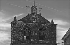 Der Himmel über Segovia...