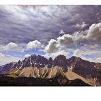 Der Himmel über Südtirol II