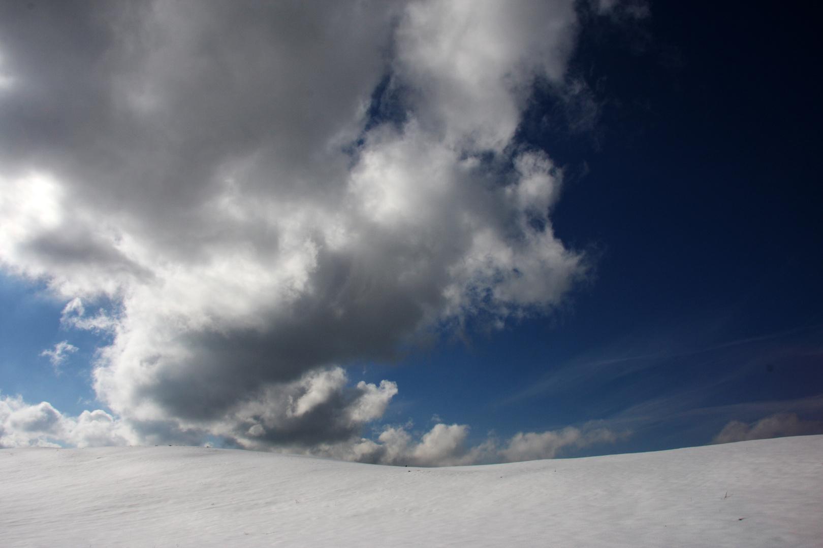 Der Himmel über uns