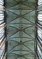 """Der """"Himmel"""" von St. Marien zu Lübeck"""