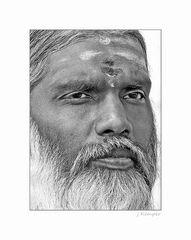 - der Hindu-Priester -