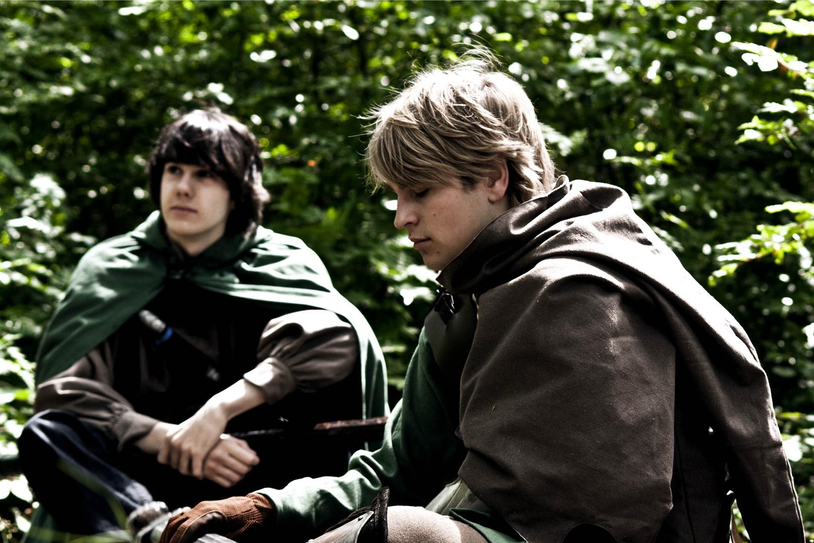 Der Hobbit's Rast