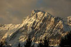 Der Hochkalter im Berchtesgadener Land,