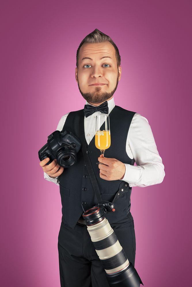 - Der Hochzeitsfotograf -