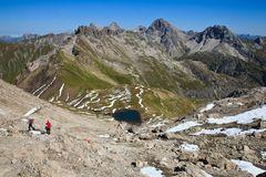 Der höchste Berg ...