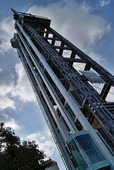 der höchste Holzturm Europas...