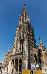 Der höchste Kirchturm der Welt!